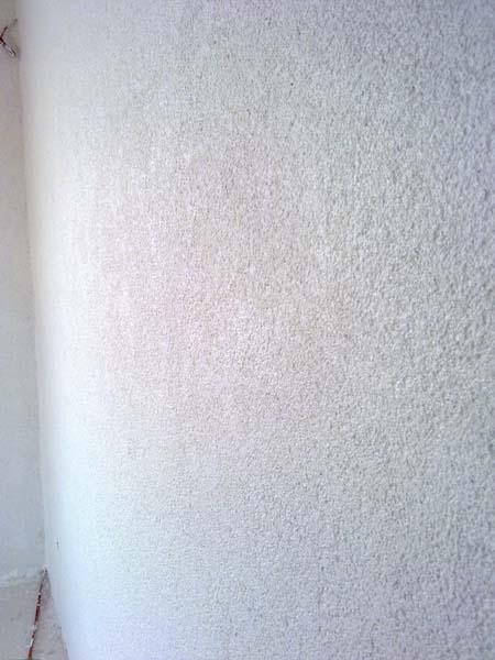 Bekannt Küche: Wand verputzt und gestrichen, Elektrik gemacht, Boden NY66
