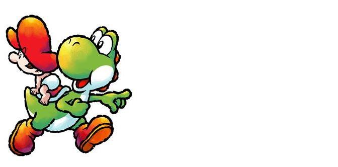 YOSHI Klingeltöne und SMS-Töne aus Yoshis Island, Super Mario World 2, SNES